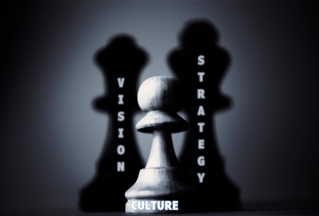 Culture Vs Strategy and Vision